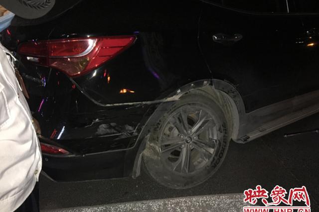 郑州一路口无红绿灯致两车相撞 只因没减速赔了1万元
