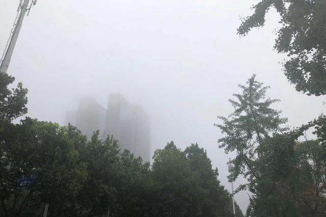 雾霾入侵?郑州今日空气质量优良 真相是这样