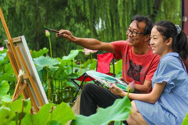 河南南阳:生态美景入画来
