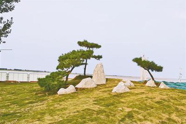 郑州黄河滩地公园生态景观慢行系统月底开放