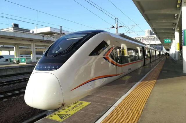 郑州城际铁路列车开行将有变化 朝6晚9有车啦!