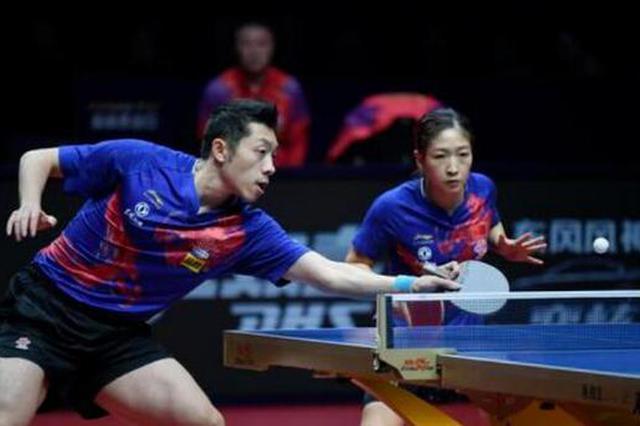 国际乒联世界巡回赛总决赛再度花落郑州
