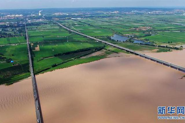 洛阳:飞阅黄河大桥(图)