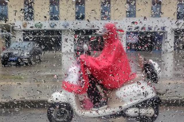一周天气看这里!本周郑州多阴雨 最低气温7℃