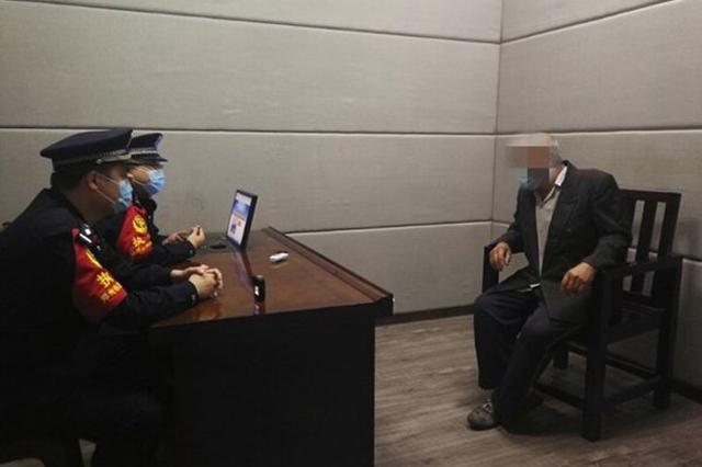 逃亡16年 7旬命案逃犯在郑州火车站被铁路警方抓获