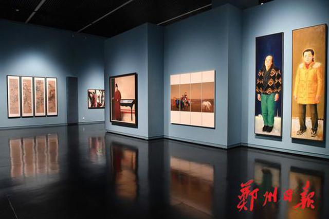 六大展览名家云集!郑州美术馆新馆本周日全新绽放