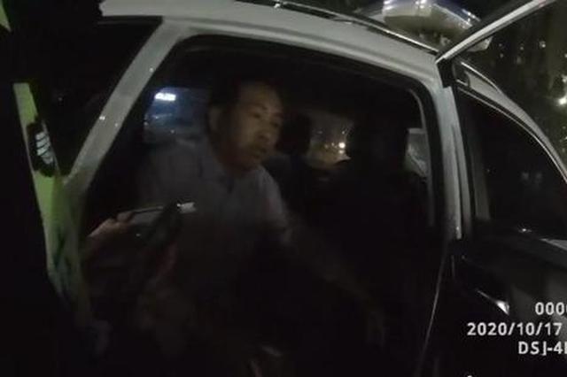 """酒后驾驶营运车 郑州网约车司机丢了""""饭碗"""""""