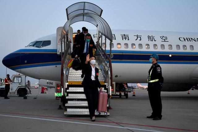 凯旋!中国(郑州)援赞比亚第21批医疗队载誉而归