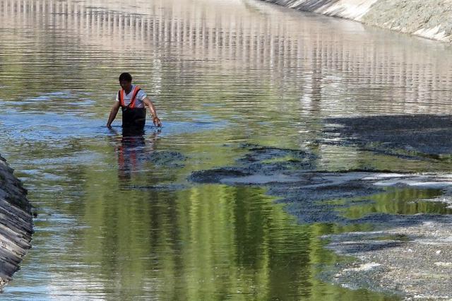 周末起,郑州金水河、熊耳河将停水三个月