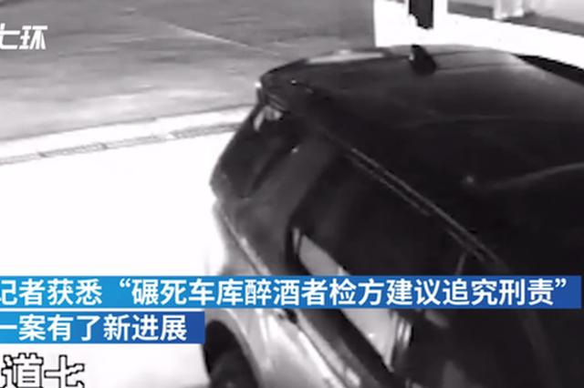 """三门峡""""凌晨碾死车库醉酒者""""案续:涉事司机取保候审"""