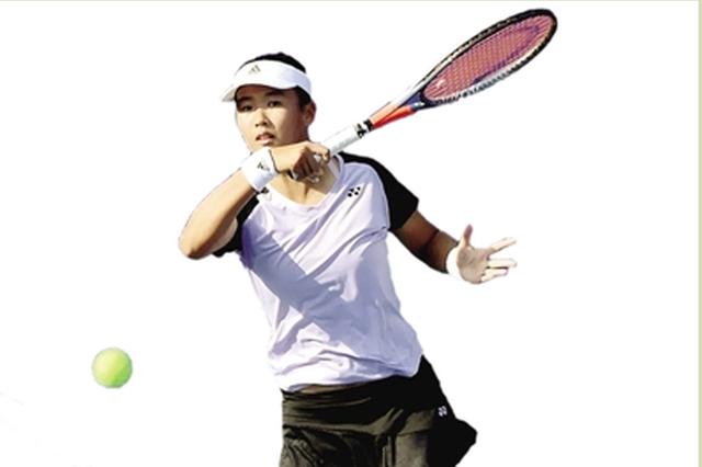 中国网球巡回赛河南公开赛开拍