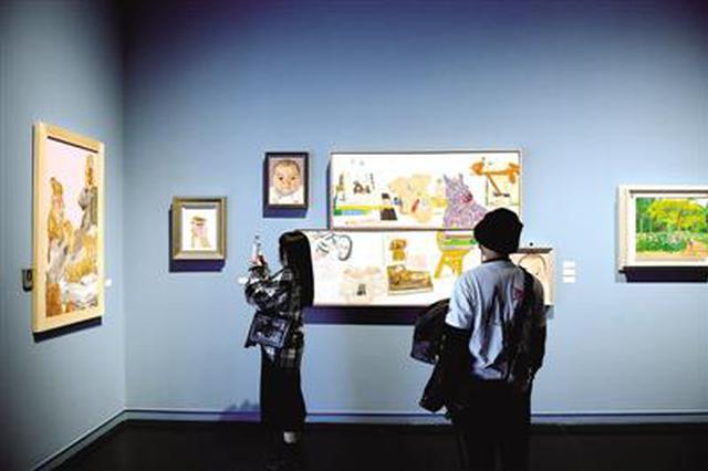 """郑州美术馆""""惊艳""""亮相 免费对市民开放展览活动持续到2021年2月28日"""