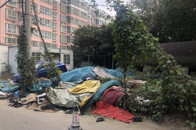 郑州城管部门将对市区重点乱点区域加大联合执法频次
