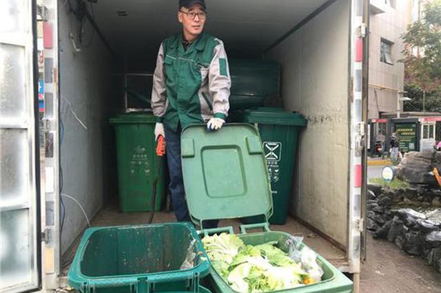 """230个收集点 郑州中原区厨余垃圾享受""""专车""""待遇"""