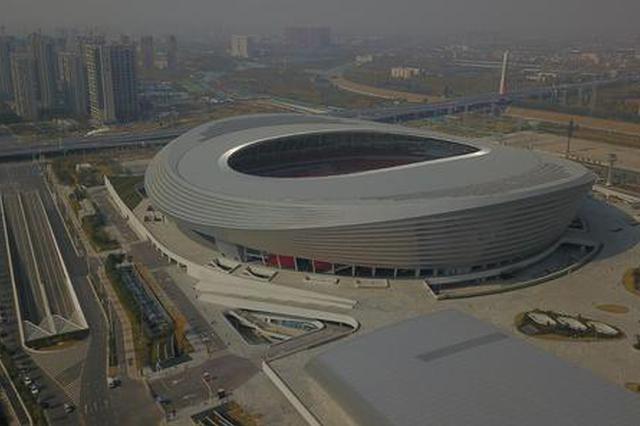 郑州新地标--郑州奥体中心(图)