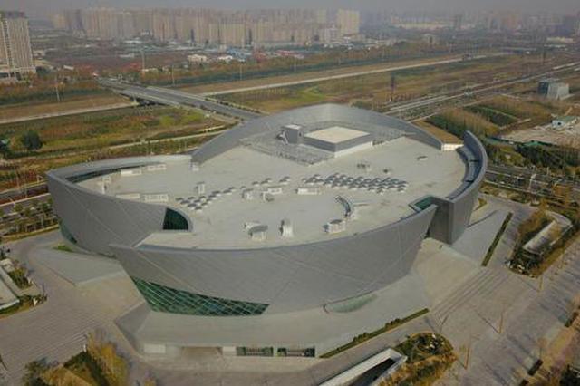 郑州文化新地标--郑州大剧院(图)
