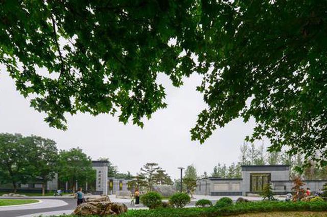 郑州西流湖公园建设进入关键阶段 部分景点向市民开放