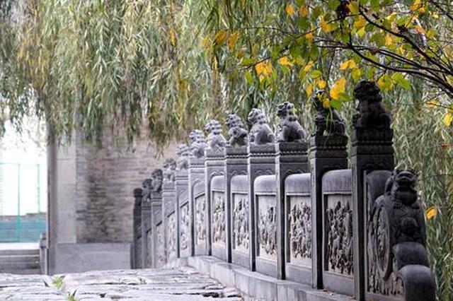 探幽郑州惠济桥 寻找隋唐大运河的遗迹(图)
