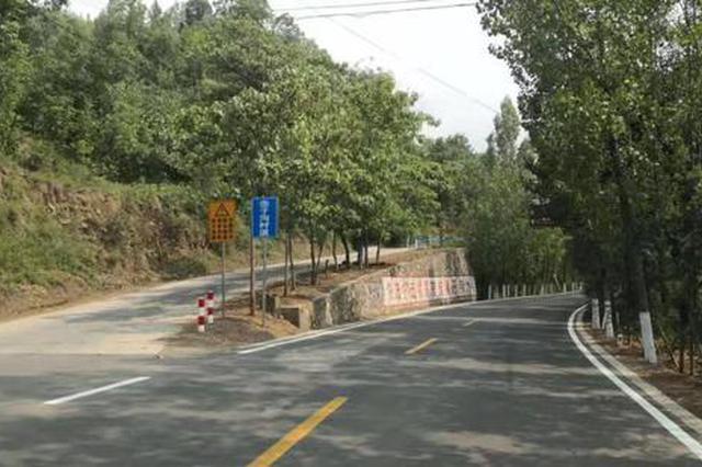 郑州市5年来新改建农村公路1103公里