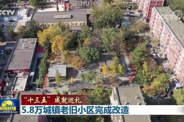 郑州这个建于上世纪80年代的老小区 被《新闻联播》点赞