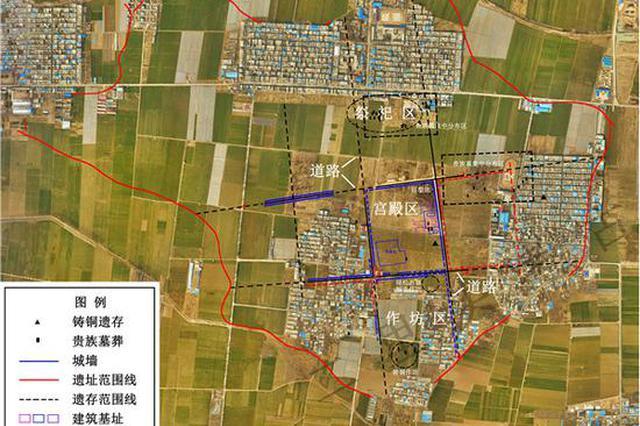 偃师二里头:发现中国最早的多网格式都城布局