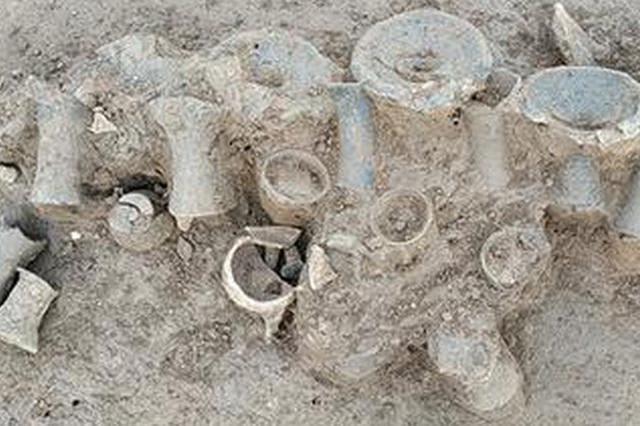 河南发现4000多年前具有鲜明礼制色彩的成组明器