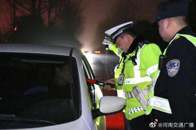 河南曝光9名终生禁驾人员 发布6起酒醉驾典型事故案例