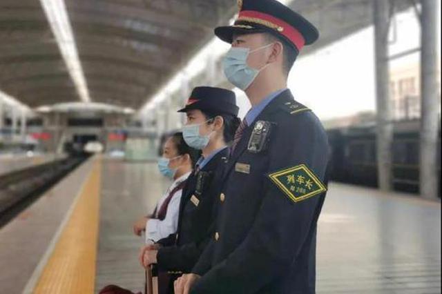 郑太铁路高铁即将开通 他们已经跑了866趟!