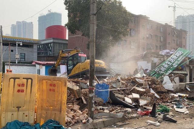 郑州中原区强力推进违法建设治理 累计拆除各类违法建设13028
