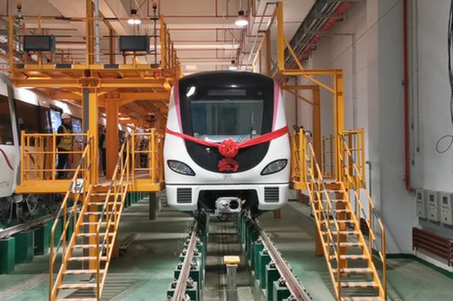 洛阳地铁1号线试运行(图)