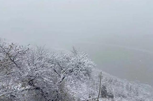 今冬初雪 来去匆匆 郑州未来几日阴天多云