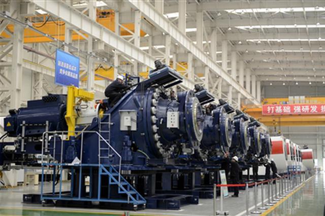 今年前10个月郑州新签约亿元以上先进制造业项目166个