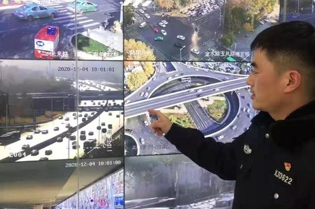郑州单双号限行首日 马路特通畅 开车的人儿心在荡漾