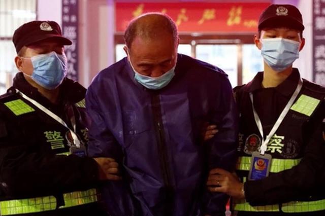 叶县破获13年前命案 嫌疑人:逃亡时看到警车就一哆嗦