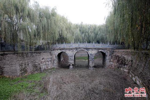 """郑州""""最古老""""的石拱桥 惠济区因它得名(图)"""
