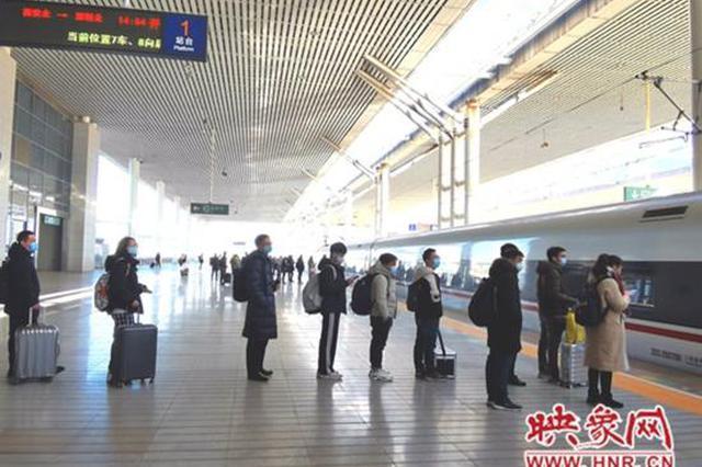 1月20日起 洛阳龙门站新增到银川、沙坪坝方向列车