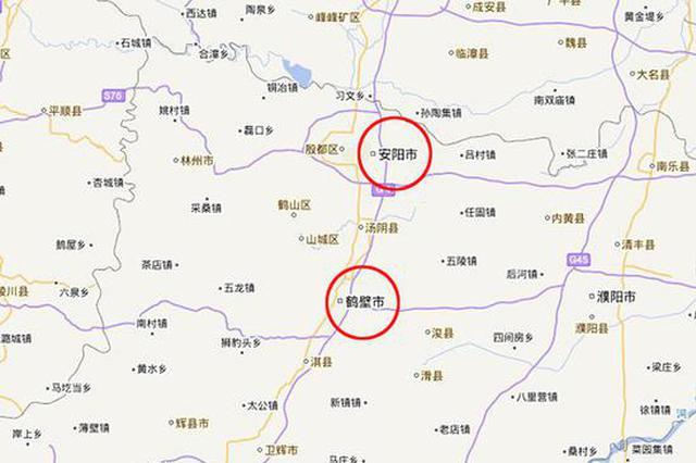 网友建议安阳鹤壁合并发展 民政部:将在工作中参考