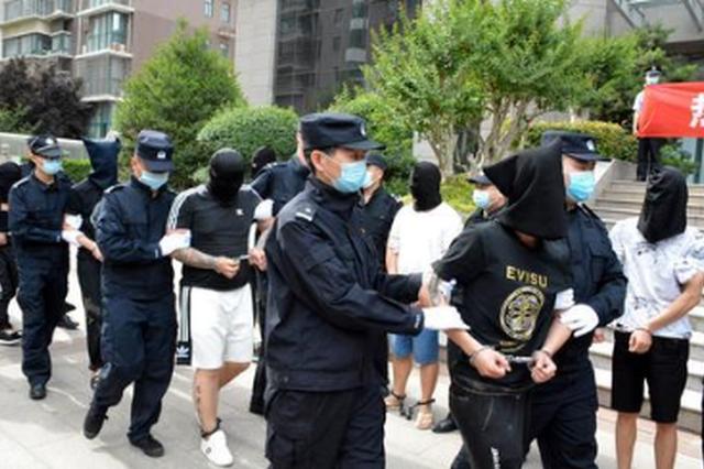 2020年郑州警方成绩单:破获积压20年以上命案积案11起