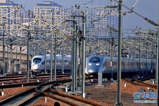 全国铁路运行图调整 河南高铁通达度提升(图)