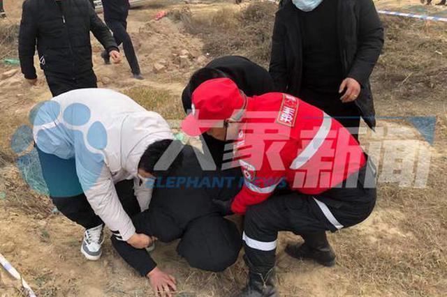 痛心!郑州失联10天母子遗体被发现 两河段相距仅2公里
