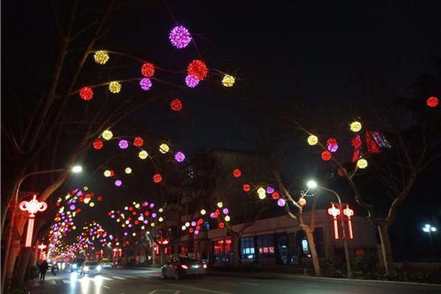 年味浓 夜太美!这组郑州的夜景图谁看谁惊艳(图)