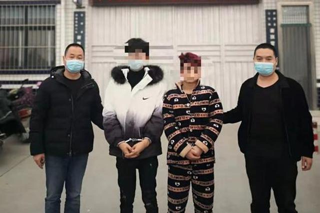 流窜多地专偷汽配零件?俩窃贼栽在郑州警方手里