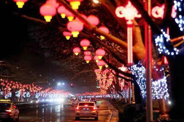 春节郑州最全赏灯攻略!最治愈的便是这璀璨人间烟火
