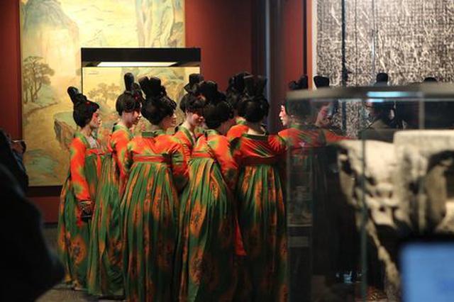 河南博物院首迎节目现场录制!现场版《唐宫夜宴》来了