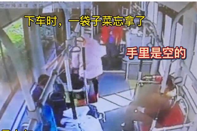郑州:遗失的蔬菜中 有一个千元红包