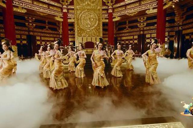 唐宫小姐姐带你夜游博物院……河南卫视元宵特别节目登全国热