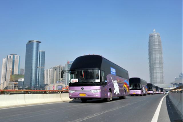 好消息!郑州将新增2条旅游直通车线路