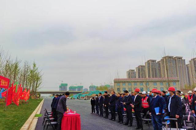 好消息!本月底郑州四环线及大河路快速化工程将基本完工