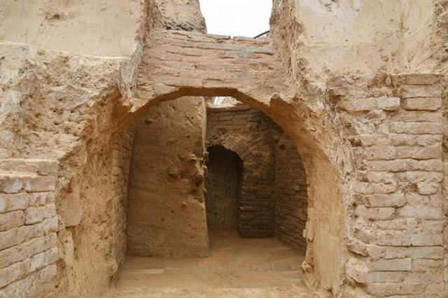 郑州西区发现两座魏晋时期及两座唐代墓葬