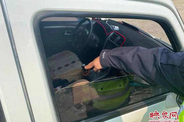 郑州:数万元工人工资放车内不关车窗 差点不翼而飞
